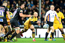 Dan Robson of Wasps - Mandatory by-line: Dougie Allward/JMP - 30/11/2019 - RUGBY - Sandy Park - Exeter, England - Exeter Chiefs v Wasps - Gallagher Premiership Rugby