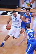 TRENTO TRENTINO BASKET CUP - 08082013 - italia israele<br /> NELLA FOTO : PIETRO ARADORI<br /> FOTO CIAMILLO