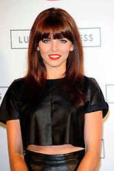 """Lulu Guinness Paint Project.<br /> Ophelia Lovibond attends the """"Lulu Guinness paint project in collaboration with beautiful crime and their artist Joseph Steele"""" Held at the old sorting office, Oxford street,<br /> London, United Kingdom<br /> Thursday, 11th July 2013<br /> Picture by Chris  Joseph / i-Images"""