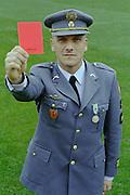 Foto Miguel Ribeiro Fernandes, 2004-01.-09..Major, arbitro  Pedro Henriques.