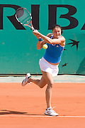 Paris, France. May 25th 2009. .Roland Garros - Tennis French Open. 1st Round..Russian player Dinara Safina against Anne Keothavong..