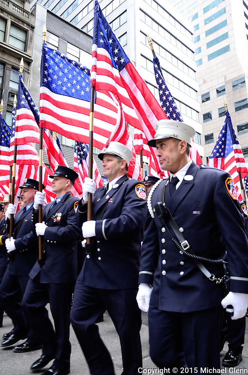 20150317 Saint Patrick's day parade, New York, USA// Saint Patrick's day parade in NYC Glenn Images