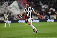 23.09.2017 - Torino - Serie A 2017/18 - 6a giornata  -  Juventus-Torino nella  foto: Giorgio Chiellini