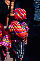 Market, Chichicastenango, Western Highlands, Guatemala