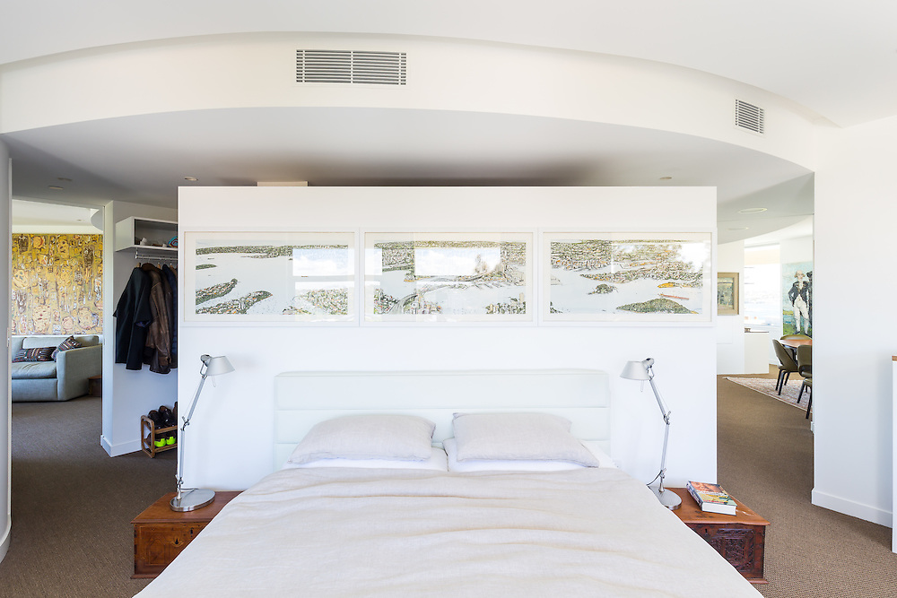 renovated apartment, eastern suburbs, sydney.  designed by Rosie Adams-Schimminger