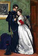 Sir John Everett Millais, 1st Baronet, PRA (1829 –1896) The Black Brunswicker (1860)