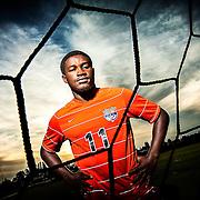 CRC Soccer Player Editorial Photos 040313