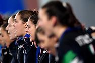 Italia Inno. Domitilla Picozzi <br /> Trieste 15/01/2019 Centro Federale B. Bianchi <br /> Women's FINA Europa Cup 2019 water polo<br /> Italy ITA - Nederland NED <br /> Foto Andrea Staccioli/Deepbluemedia/Insidefoto