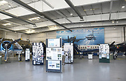 Palm Springs Air Museum Hangar Exhibits
