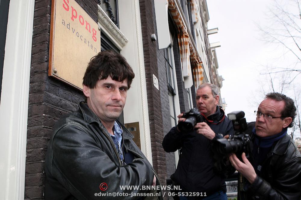 NLD/Amsterdam/20080317 - Boekpresentatie Steve Brown - Gangsta's Paradise