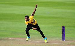 Chris Jordan of Sussex in action.  - Mandatory by-line: Alex Davidson/JMP - 30/07/2016 - CRICKET - Cooper Associates County Ground - Taunton, United Kingdom - Somerset v Sussex - Royal London One Day