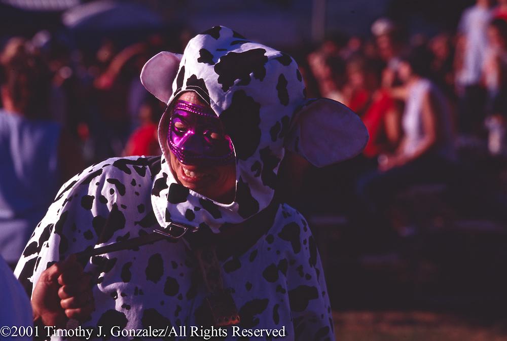 2001 Tillamook County Fair, Tillmook, Ore., Aug. 21, 2001.