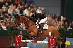 Coulter Audrey, (USA), Domino <br /> Championat of Leipzig<br /> CSIO Leipzig 2016<br /> © Hippo Foto - Stefan Lafrentz