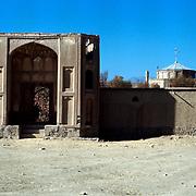 25 November 1976<br /> Kabul. Main Entrance to East.
