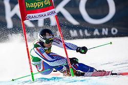 MAYTAKOVSergei of Russia during the 1st Run of Men's Giant Slalom - Pokal Vitranc 2014 of FIS Alpine Ski World Cup 2013/2014, on March 8, 2014 in Vitranc, Kranjska Gora, Slovenia. Photo by Matic Klansek Velej / Sportida