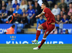 Dejan Lovren of Liverpool - Mandatory by-line: Paul Roberts/JMP - 23/09/2017 - FOOTBALL - King Power Stadium - Leicester, England - Leicester City v Liverpool - Premier League