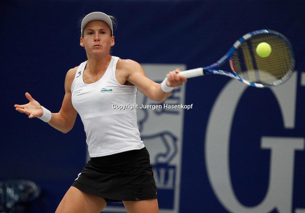 Generali Ladies Linz Open 2010,WTA Tour, Damen.Hallen Tennis Turnier in Linz, Oesterreich,.Sybille Bammer (AUT)
