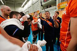 20170525 NED: 2018 FIVB Volleyball World Championship qualification, Koog aan de Zaan<br />Gido Vermeulen, headcoach of The Netherlands <br />©2017-FotoHoogendoorn.nl / Pim Waslander