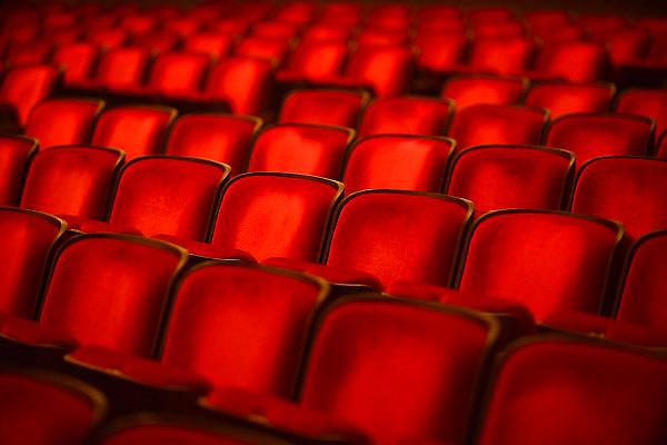 Nederland, Nijmegen, 8-3-2014Een lege zaal, theaterzaal,concertzaal, met lege stoelen.Foto: Flip Franssen/Hollandse Hoogte