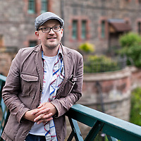 Andrew Jamieson. Photographed in Edinburgh. 4 July 2013<br /> <br /> Photograph by Chris Scott/Writer Pictures<br /> <br /> WORLD RIGHTS