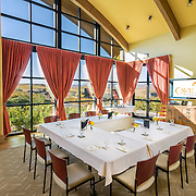 Cave B Estate Winery & Resort.  The Petite Cordon Room