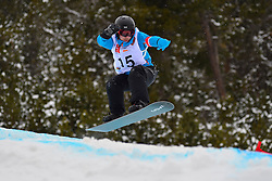 World Cup SBX, MAYRHOFER Patrick, AUT at the 2016 IPC Snowboard Europa Cup Finals and World Cup