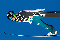 Tilen Bartol (SLO) during the Qualification round of the Ski Flying Hill Individual Competition at Day 1 of FIS Ski Jumping World Cup Final 2019, on March 21, 2019 in Planica, Slovenia. Photo by Matic Ritonja / Sportida