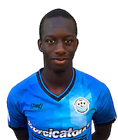 Ibrahim Cisse during photocall of Tours FC for new season of Ligue 2 on October 9th 2016<br /> Photo : Fct / Icon Sport
