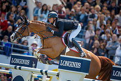 Guery Jerome, (BEL), Grand Cru vd Rozenberg winner of the Grand Prix Longines - Ville de La Baule<br /> La Baule 2016<br /> © Hippo Foto - Dirk Caremans<br /> 15/05/16