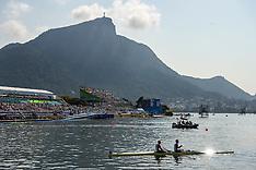 20160809 Rio 2016 Olympics - Roning