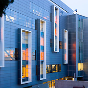 nbbj architects completed uc san diego's california institute for telecommunications and information technology - often referred as calit2 - in 2005. since then the design has looked as fresh and psychedelic as the day it opened.