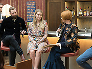 TIM LORD; LADY KITTY SPENCER; MARY PORTAS;  Bicester Village and Debrett's host a breakfast panel discussion featuring: Mary portas, Richard E. Cooper, Kitty Spencer and Tim Lord on the Future of Fashion and Etiquette. Academicians Room, Royal Academy. London. 28 March 2017
