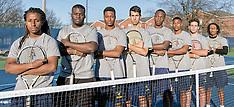2016 A&T Men's Tennis Team Pictures