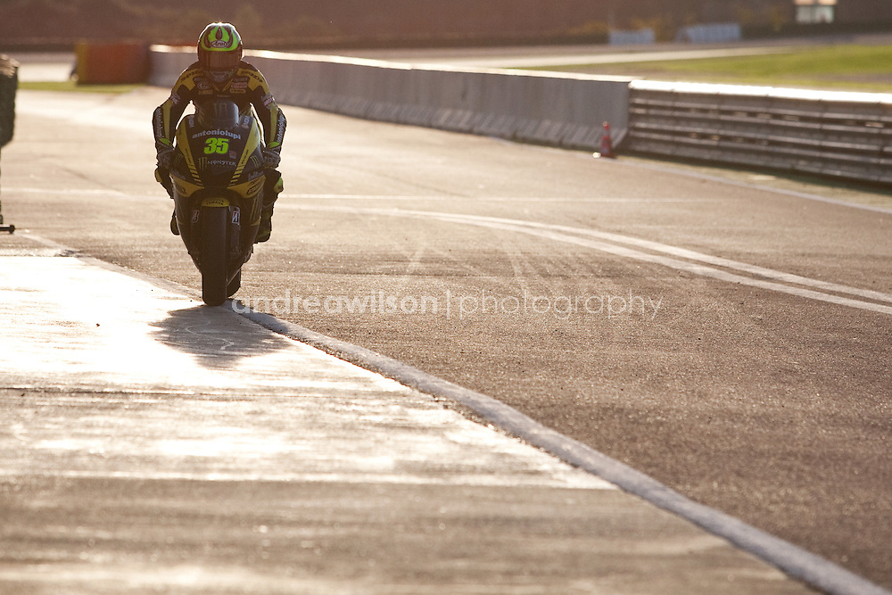 Valencia - November Test - MotoGP - GP Generali de la Comunitat Valenciana - Valencia  - November 8-9 2011:: Contact me for download access if you do not have a subscription with andrea wilson photography. ::  ..:: For anything other than editorial usage, releases are the responsibility of the end user and documentation will be required prior to file delivery ::..