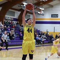 Women's Basketball: University of Wisconsin-Stevens Point Pointers vs. Illinois Wesleyan University Titans