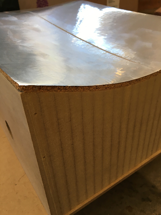 back thickness offset for opposite side of the mold chair making, jigs, patterns, molds