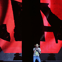 County music's Jason Aldean had near sold out show Friday night at the BancorpSouth Arena in Tupelo.