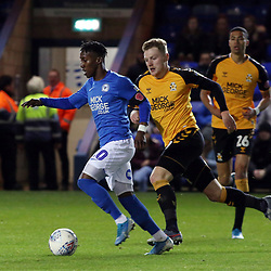 Peterborough United v Cambridge United
