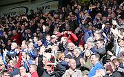 St Johnstone fans - Dundee v St Johnstone, SPFL Premiership at Dens Park <br /> <br />  - &copy; David Young - www.davidyoungphoto.co.uk - email: davidyoungphoto@gmail.com