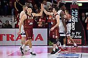 Bramos Michael , Filloy Ariel<br /> Legabasket Campionato 2019/2020<br /> 19° Giornata - Ritorno - 19/01/2020 <br /> Umana Reyer Venezia  - Pompea Fortitudo Bologna  80-70 <br /> Venezia Taliercio 18/01/2020 Ore 20:45<br /> Foto GiulioCiamillo/Ciamillo