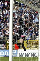 Fotball<br /> Belgia 2003/04<br /> Cupfinale<br /> Beveren v Club Brugge<br /> 23. mai 2004<br /> Foto: Digitalsport<br /> NORWAY ONLY<br /> <br />  DANY VERLINDEN