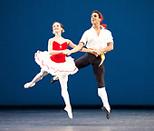 Royal Ballet Tarantella 18th May 2017