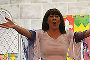 Sue Bird, leading actress in SRFC Pantomime