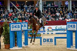 MOELLER Joerg (GER), CASADO 8<br /> Neustadt-Dosse - 20. CSI Neustadt-Dosse 2020<br /> Preis der Deutschen Kreditbank AG<br /> Championat - Large Tour<br /> Int. Springprüfung mit 2 Umläufen<br /> 11.Januar 2020<br /> © www.sportfotos-lafrentz.de/Stefan Lafrentz