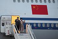 20190322 - Arrivo Pres. Cinese Xi Jinping Peng Liyuan