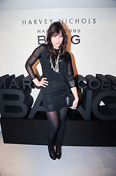 DAISY LOWE at a party to celebrate the launch of Bang a new male fragrance by Marc Jacobs held at the Fith Floor Restaurant, Harvey Nichols, Knightsbridge, London on 22nd July 2010.