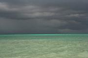 Stormy day, Cozumel, Mexico