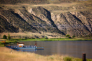 Carters Ferry, Missouri Rvier, Montana.