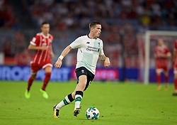 MUNICH, GERMANY - Tuesday, August 1, 2017: Liverpool's Ryan Kent during the Audi Cup 2017 match between FC Bayern Munich and Liverpool FC at the Allianz Arena. (Pic by David Rawcliffe/Propaganda)