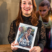 NLD/Amsterdam//20170509 - Boeklancering Dafne Schippers - Dafne Likes, Edith Bos